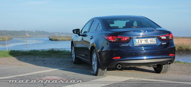 Mazda6 2013, a prueba en Lisboa y Setúbal