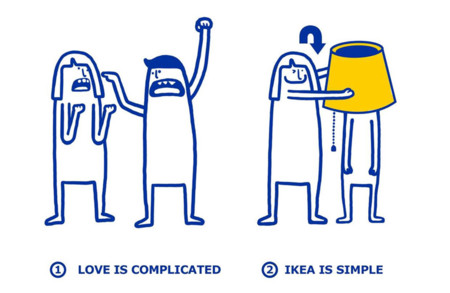 Valentines Day Love Manual Ikea Singapore 2