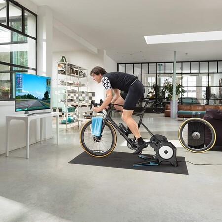 Tacx Flux 2 Smart - Entrenador de Bicicleta