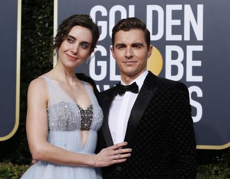 Parejas Globos De Oro 2019 39