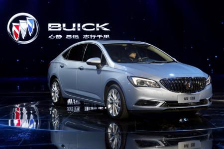 Desde China, el Buick Verano nos deja ver cómo será el nuevo Opel Astra