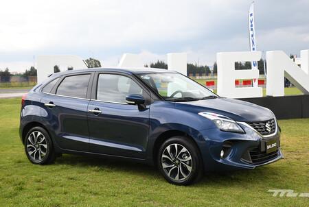 Suzuki Baleno, al volante de un hatchback con dosis extra de espacio, a precio de Swift