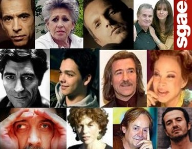 Artistas Españoles a favor del Canon Digital