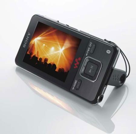 Sony Walkman NWZ-A829 y A828, Walkman con Bluetooth