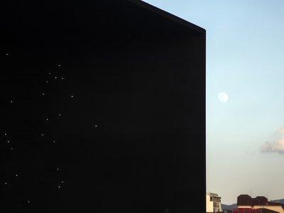 El edificio más oscuro del mundo está en Corea del Sur: absorbe el 99% de toda la luz visible y es sobrecogedor