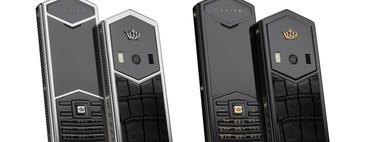 Questa è Caviar, la società che intende farci pagare $ 3.000 per un Nokia 6500 con titanio e pelle di coccodrillo