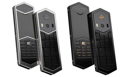 Así es Caviar, la empresa que pretende cobrarnos 3.000 dólares por un Nokia 6500 con titanio y piel de cocodrilo