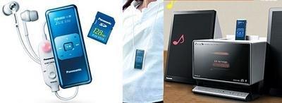 D-Snap de Panasonic, con reducción de ruídos