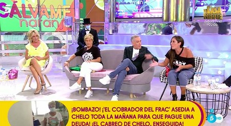 Anabel Pantoja Enfrentamiento