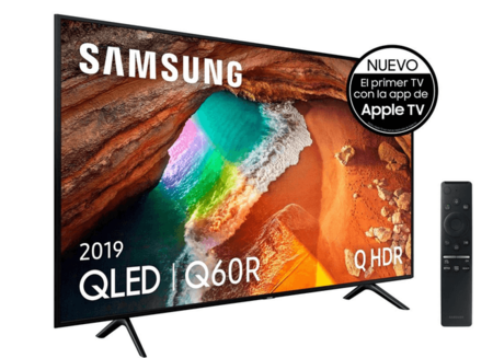 Tv Qled 75 Samsung 75q60r 4k Uhd Ia 4k Hdr Quantum Dot Smart Tv