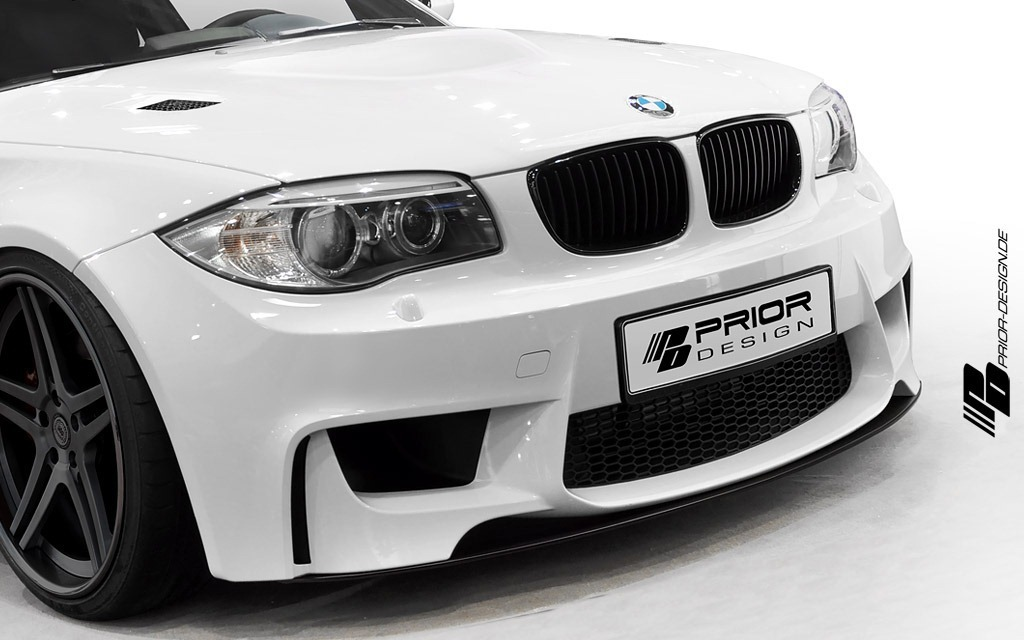 Foto de Prior Design BMW Serie 1 Coupé (24/27)