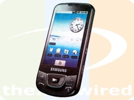 Samsung i7500 con Android en junio