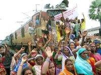 Viajes en tren por la India