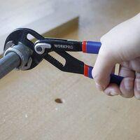 Ofertas de Amazon en herramientas Workpro o Mossy Oak: rebajas en alicates, sets de brocas o pelacables