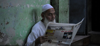 Los periódicos de papel no están muertos (al menos en la India)