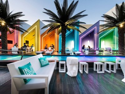 Matisse Beach Club, un hotel de playa australiano fresco y contemporáneo con muebles españoles