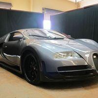 Este Veyron cuesta menos de 100.000 euros, pero esconde un motor V6 y algo más
