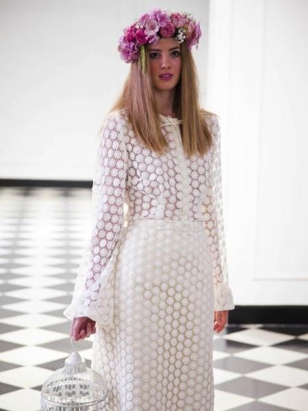 d21c7008f Las 12 tendencias de moda para tu vestido de novia en otoño