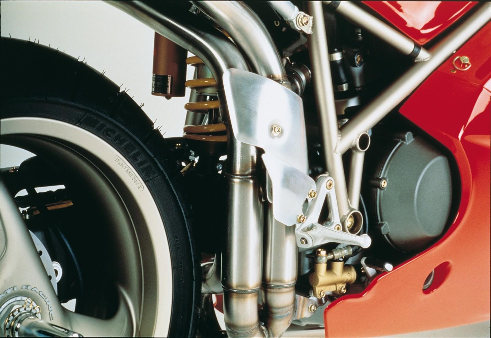 Foto de Ducati Panigale V4 25° Anniversario 916 (54/73)