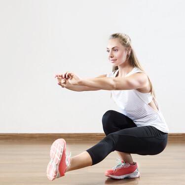 Entrenamiento de CrossFit en casa: un WOD sin material para empezar