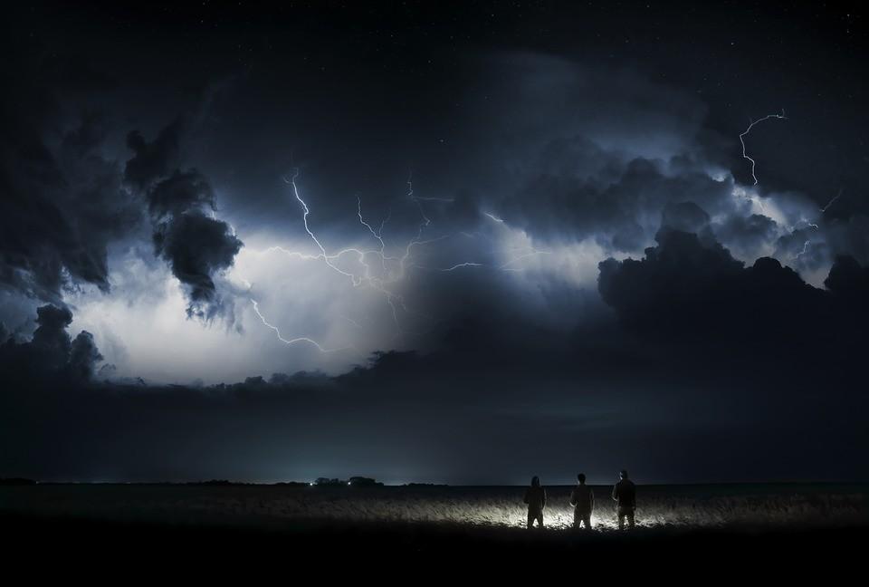 Las predicciones sobre el cambio climático tenían razón: el calentamiento global está creando tormentas más violentas
