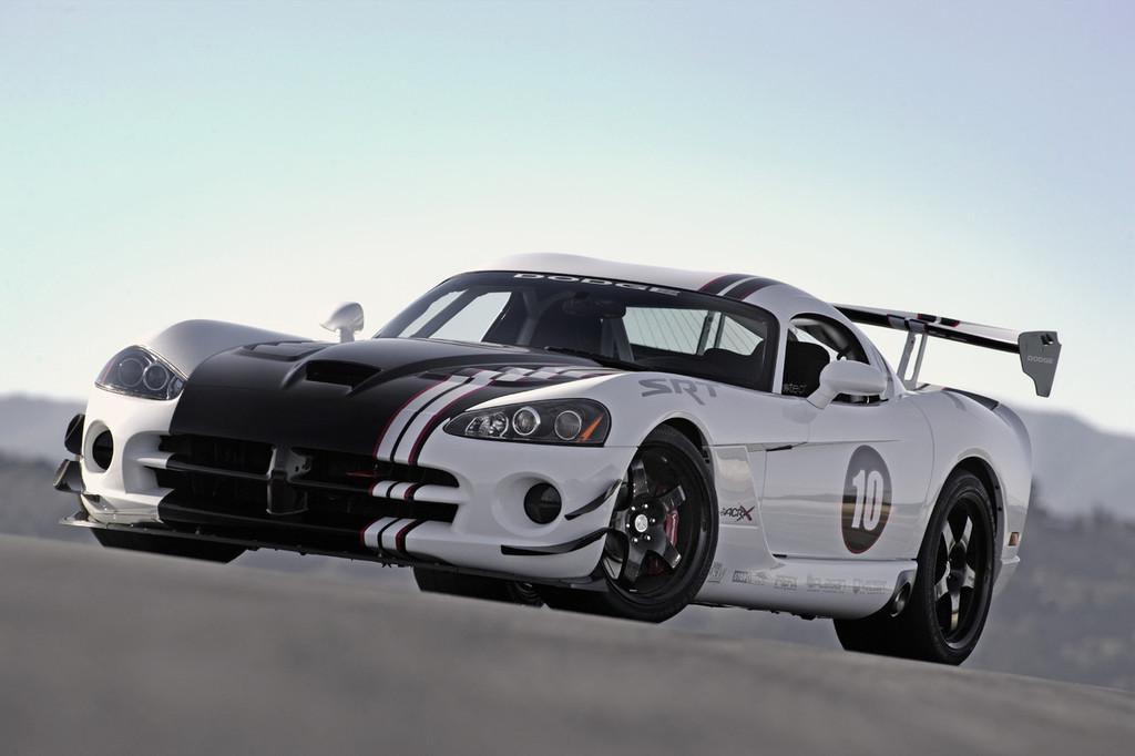 Foto de 2010 Dodge Viper SRT10 ACR-X (5/9)