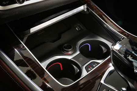 BMW X5 2019 posavasos caliente frío