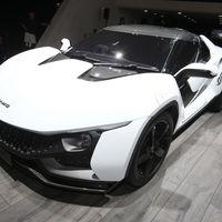 Racemo, el pequeño deportivo tricilíndrico de Tata Motors