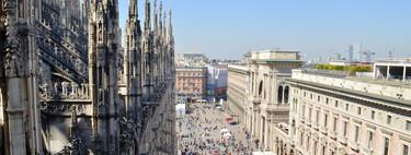 De Milán al cielo: subir a la terraza panorámica del Duomo