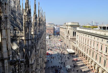De Milán Al Cielo Subir A La Terraza Panorámica Del Duomo