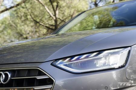 Audi A4 2020 Prueba 005