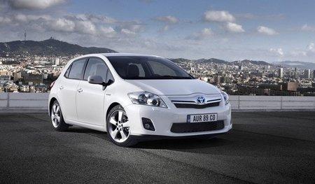 Toyota UK empieza una competición de miniconsumos