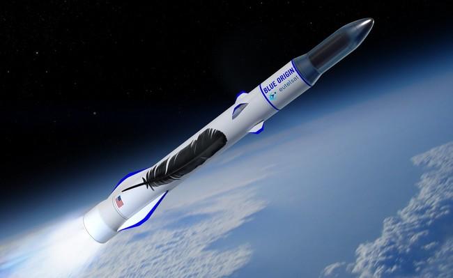 Cohete Blue Origin