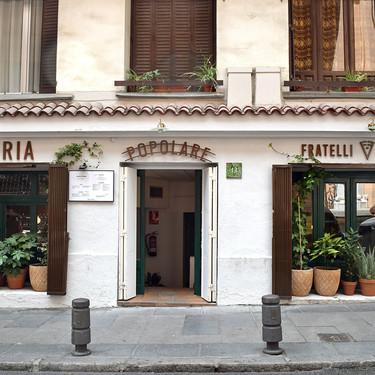"""Los hermanos Figurato también quieren que comamos pasta """"fatta a mano"""" en su nueva Trattoria Popolare"""