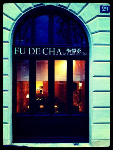 Maison de thé Fu De Cha en París