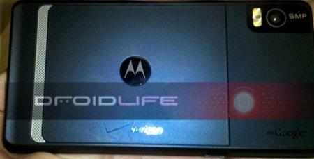 Motorola Droid 2 en una una moderada renovación, primeras imágenes y un vídeo