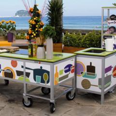 Foto 2 de 4 de la galería la-nueva-cocina-de-verano-de-karlos-arguinano en Decoesfera