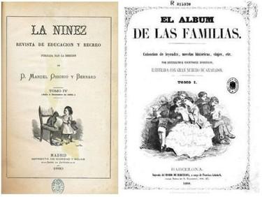 Historia de las revistas para niños