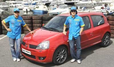 Renault Clio  182 Trophy