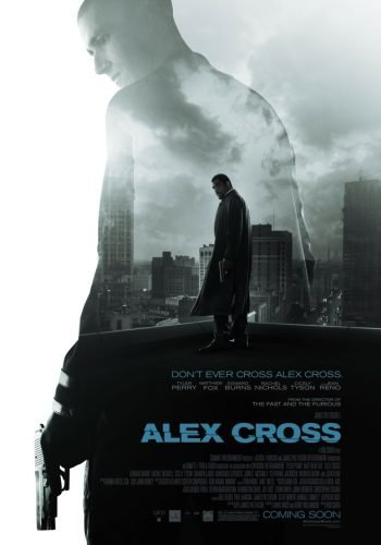 Póster de Alex Cross