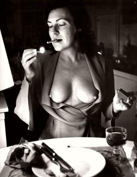 June Newton, 1973