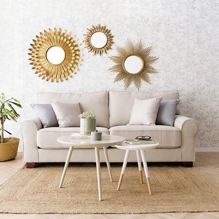 Lia Sofa Tapizado Nordico