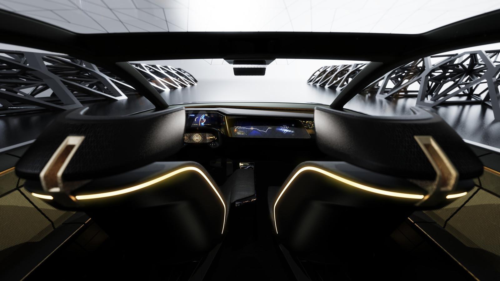Foto de Nissan IMs EV Sports Sedan concept (23/31)