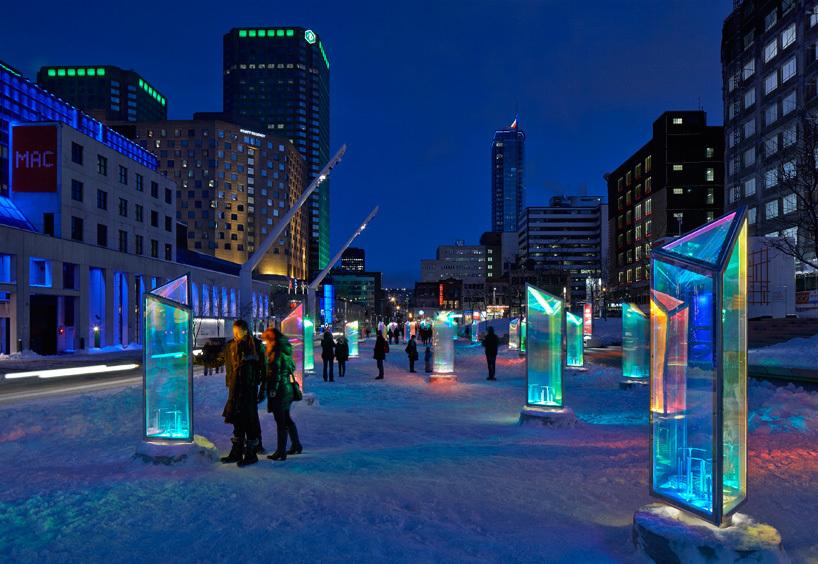Prismatica en Montreal, Canadá