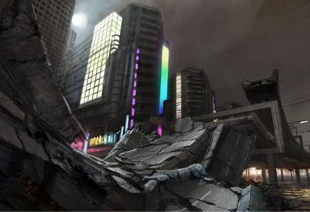Una jugadora intenta llegar al límite del mundo en 'The Secret World'