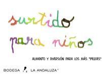 Menús infantiles en las Bodegas La Andaluza
