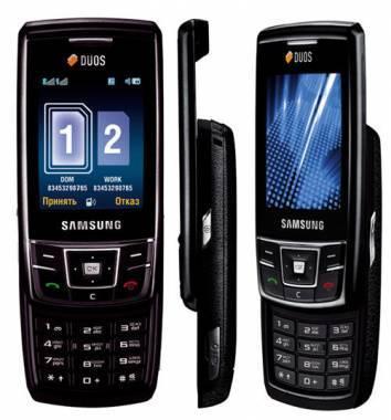 Samsung D880 Duo, con dos tarjetas SIM