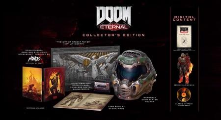 Doom Eternal - Edición Coleccionista
