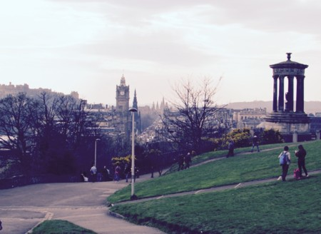 Calton Hill Edimburgo