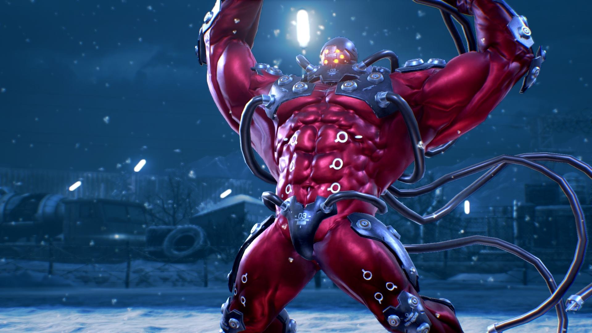 Foto de Tekken 7 (8/17)